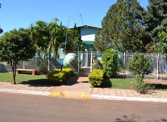 Fachada do prédio do CEMA<br />Foto: José Carlos