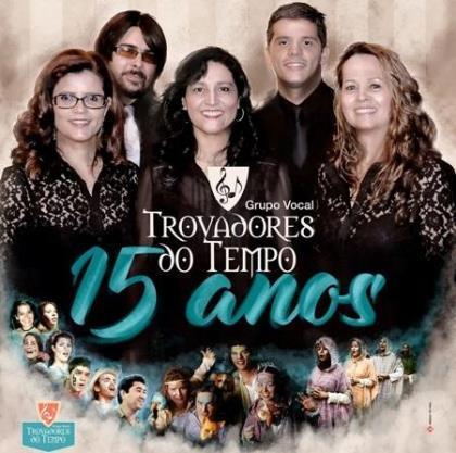 Grupo Trovadores do Tempo<br />Foto: Divulgação