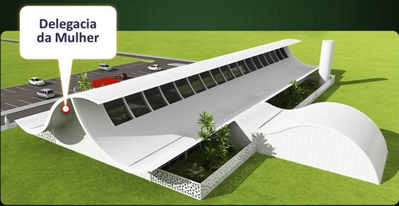 """Projeto foi idealizado pelo arquiteto João Filgueiras, o """"Lelé""""<br />Foto: Divulgação"""