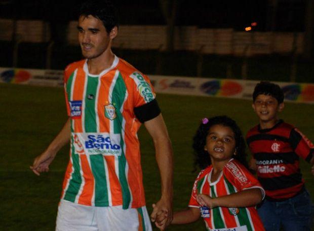 Carlos Iwata, ex-jogador do Naviraiense<br />Foto: Divulgação