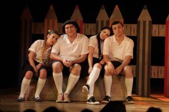 Grupo teatral Fulano di Tál<br />Foto: Divulgação
