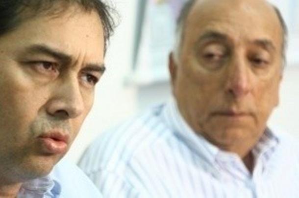 """</p> <p style=""""text-align: justify;"""">Antes de entrar para reunião, no entanto, Chaves conversou com equipe do MS Notícias sobre as tentativas do prefeito Alcides Bernal (PP) de trazer de volta a sua base vereadores dissidentes como o é o caso de Edson Sh"""