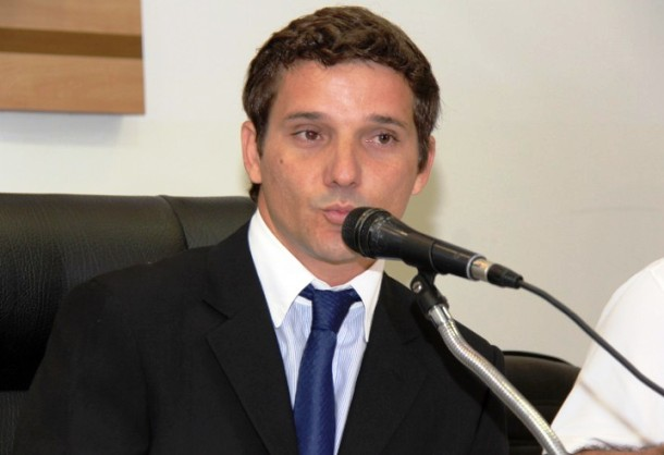 Vereador Eduardo Romero (PT do B)