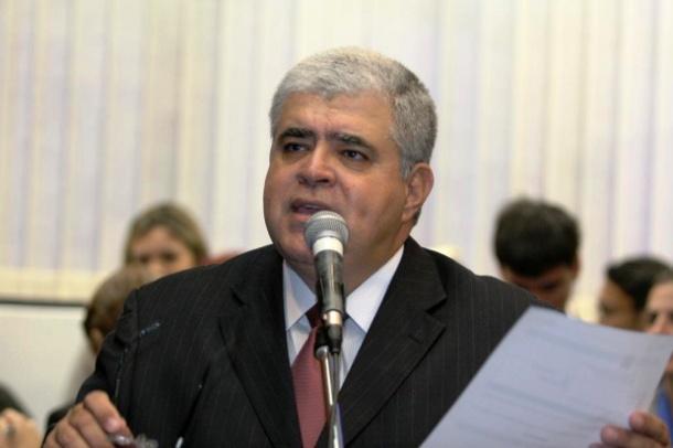 Deputado estadual Carlos Marun (PMDB)<br />Foto: Marcelo Calazans