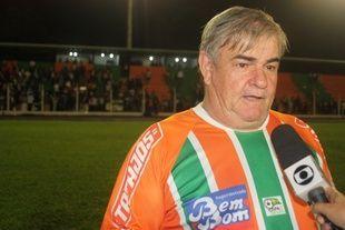Ex-presidente do Clube Esportivo Naviraiense, o professor Diomedes Valentin Cerri<br />Foto: Divulgação