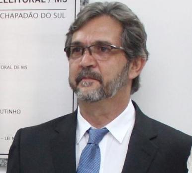 Ssecretário de finanças do município de Chapadão do Sul, Altair José Bevilacqua<br />Foto: Divulgação