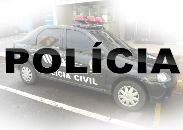 Os policiais foram informados de um acidente envolvendo uma moto, com as mesmas características do autor e que estava com um netbook em sua mochila.