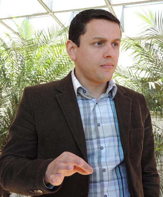 Vereador Elizeu Dionísio (SDD)<br />Foto: Arquivo