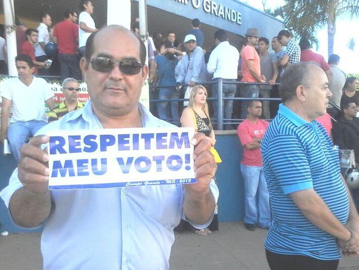 Antônio Rogério<br />Foto: Heloísa Lazarini