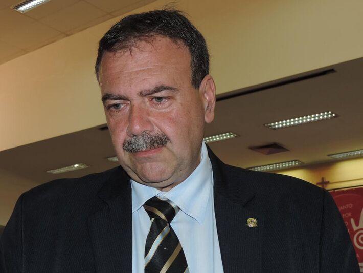 Vereador Paulo Siufi (PMDB)<br />Foto: Arquivo