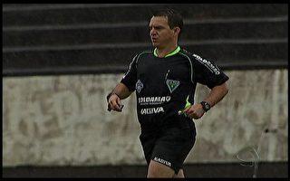 João Lupato, árbitro do Mato Grosso do Sul<br />Foto: Divulgação