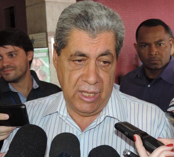 O governador acredita que o PDT pode mudar de ideia e apoiar o PMDB nas eleições de 2014<br />Foto: Marcelo Calanzas