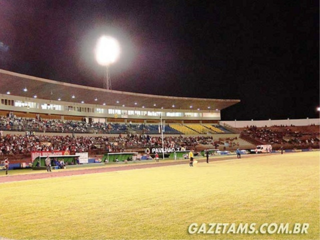 O campeão do estadual série A (Cene) e o campeão da série B (Ubiratan) se enfrentam no estádio Douradão em partida que servirá de preparação para o Sul-Mato-Grossense de 2014 que começa dia 18 de janeiro.