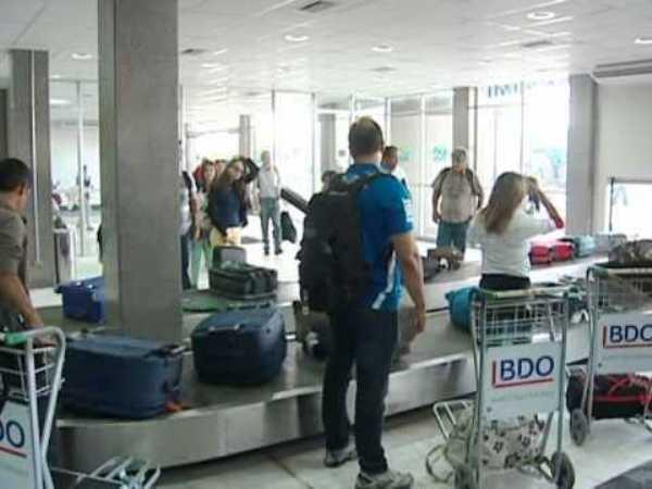 Ampliação de esteiras ajudará a diminuir o grande fluxo no aeroporto. (Foto: Reprodução)