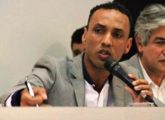 Vereador Coringa (PSD)<br />Foto: Arquivo