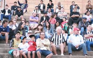 Torcida do Galo<br />Foto: Divulgação/Operário-MS