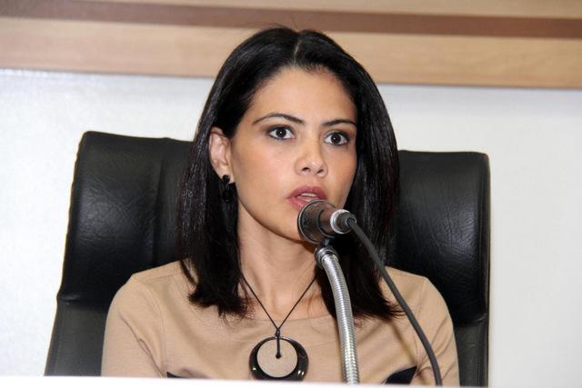 Vereadora Grazielle Machado (PR)<br />Foto: arquivo
