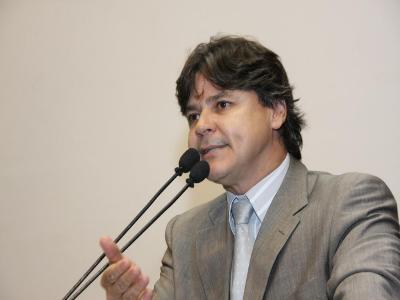 Presidente do Diretório Estadual do PT MS, Paulo Duarte