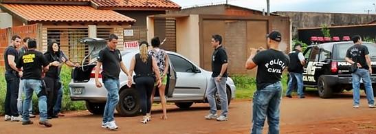Em um trabalho em conjunto com a policia de Rio Brilhante (MS) e Bonito (MS) a delegada titular de Sidrolândia (MS), Dr.ª Deborah Mazzola, disse que as investigações deram início a partir de novembro onde foram efetuadas diversas investigações dentro