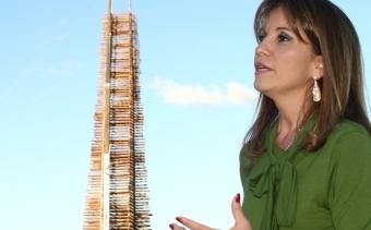 A ex-primeira-dama Antonieta Amorim: quer uma vaga na AL-MS<br />Foto: Divulgação