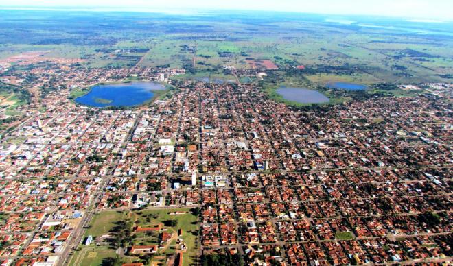 Cidade de Três Lagoas<br />Foto: Divulgação