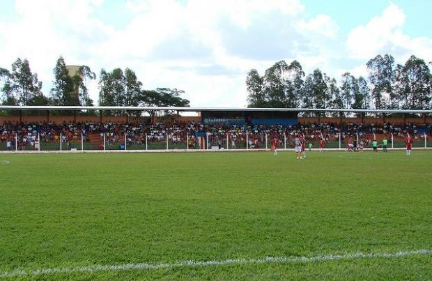 Estádio Virotão de Naviraí<br />Foto: Gazeta MS