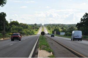 - Pedágios na BR-163 podem impactar economia do Estado<br />Foto: Hédio Fazan