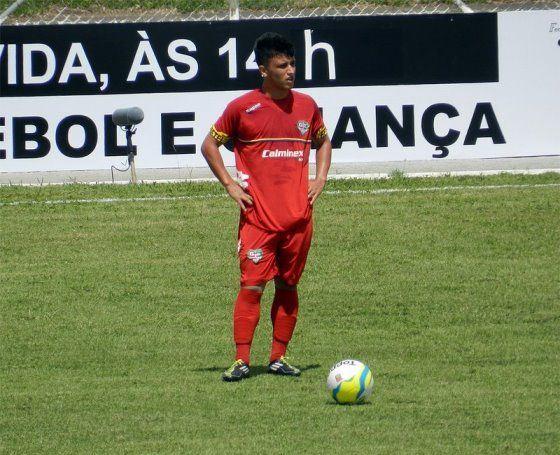 Atleta caarapoense Rodrigo Picollo - Foto: Rodrigo Alves/Grêmio Osasco Audax<br />Foto: Divulgação