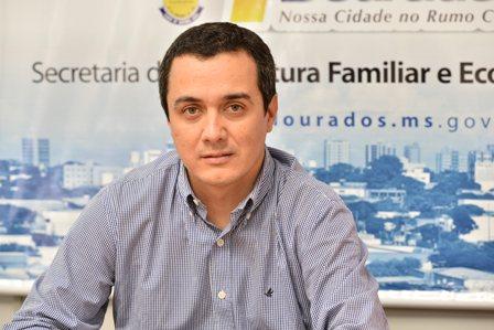 Secretário de Agricultura de Dourados, Landmark Ferreira