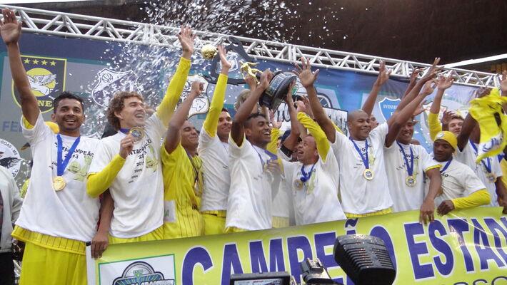 Campeão estadual, Cene<br />Foto: Diculgação