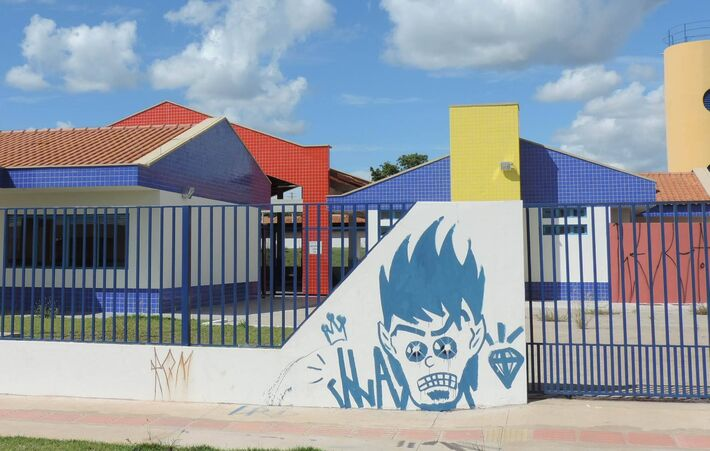 Ceinf do bairro Oiti<br />Foto: Klemerson Rocha