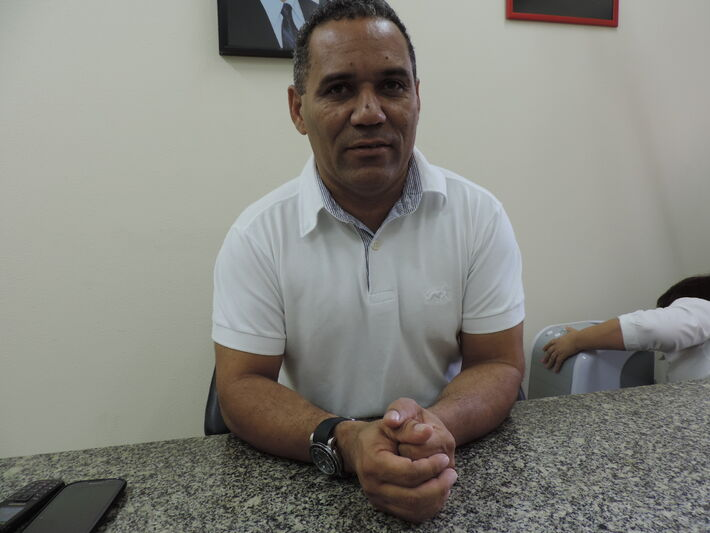 Vereador Chiquinho Telles (PSD)<br />Foto: Tayná Biazus