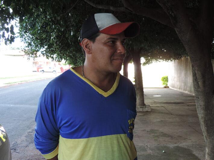 Douglacir Moreira, 34<br />Foto: Tayná Biazus