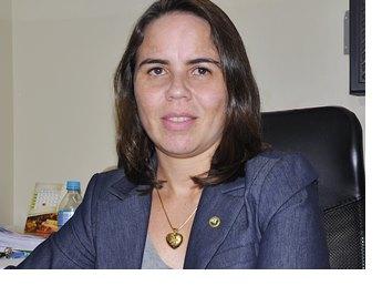 Defensora Thaisa Raquel Medeiros<br />Foto: Divulgação