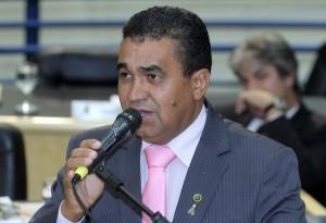Vereador Airton Araújo (PT)<br />Foto: arquivo