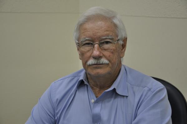 Antonio Nogueira, presidente da Associação Comercial e Empresarial de Dourados