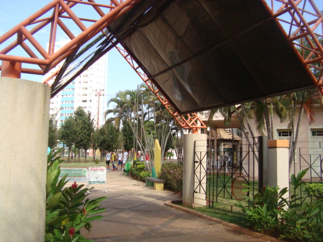 Praça Belmar Fidalgo<br />Foto: Reprodução