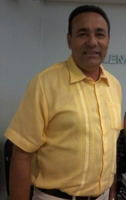 Vereador Carlão (PSB)<br />Foto: Diana Christie