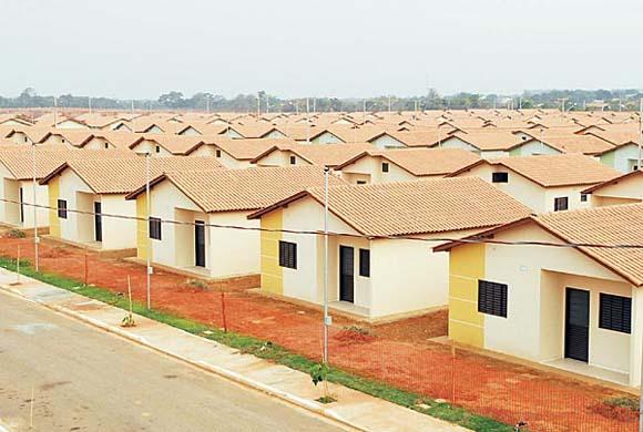 Conjunto habitacional Pmcmv<br />Foto: Divulgação