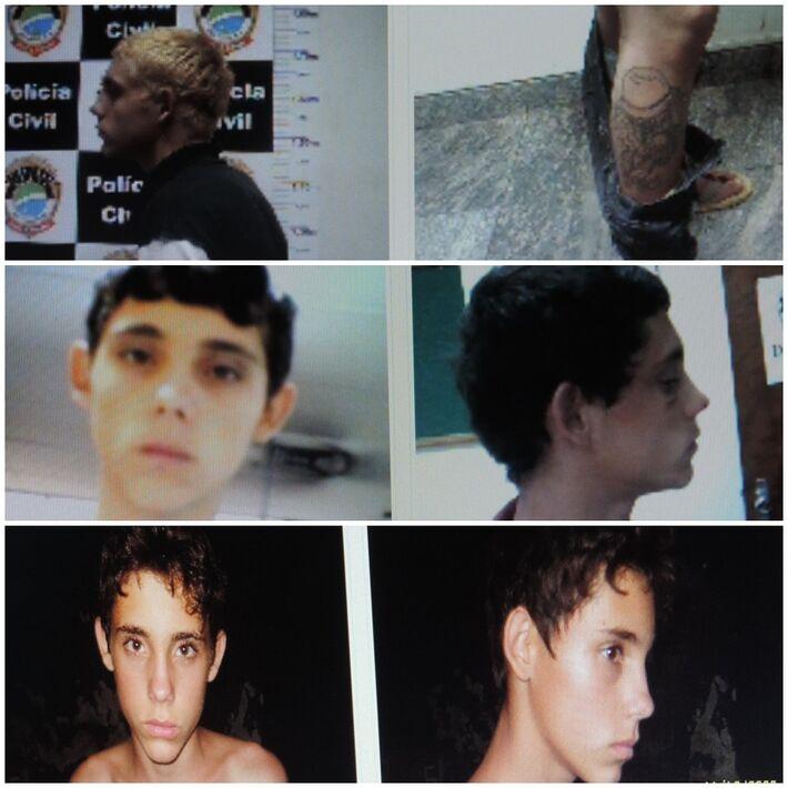 Ewerton Araujo Roque está foragido da polícia<br />Foto: Diana Christie/Arquivo Derf