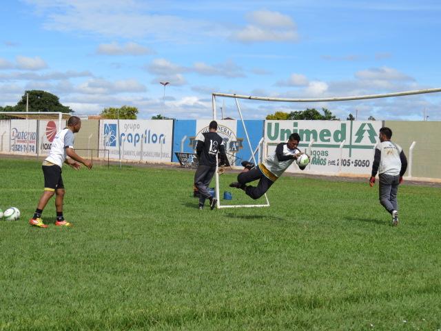 Treino Misto Esporte Clube<br />Foto: Divulgação