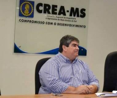 Diretor-presidente da Agetran Jean Saliba<br />Foto: Reprodução/CREAMS