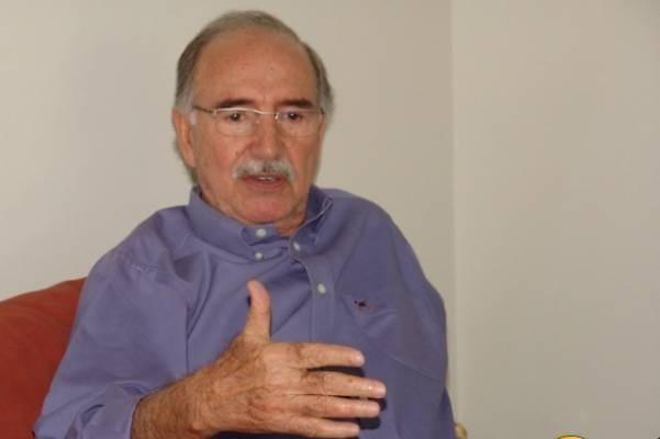 Joao Leite Schimidt, presidente regional do PDT. Foto: Reprodução.