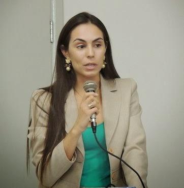 Advogada Luana Ruiz<br />Foto: Divulgação