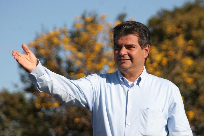 Pré-candidato peemedebista Nelson Trad Filho. Foto: Reprodução.