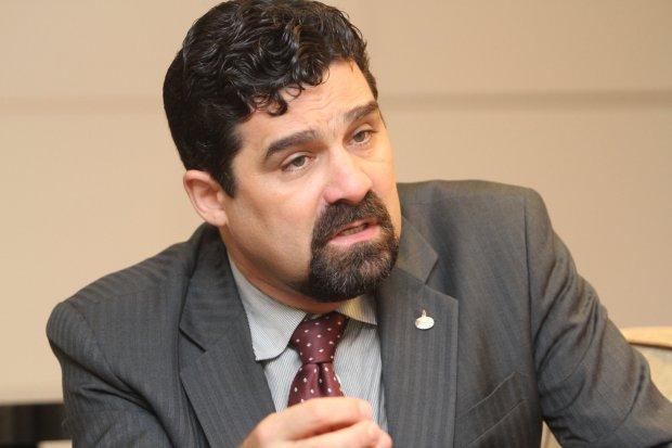 Promotor Sérgio Harfouche<br />Foto: Reprodução