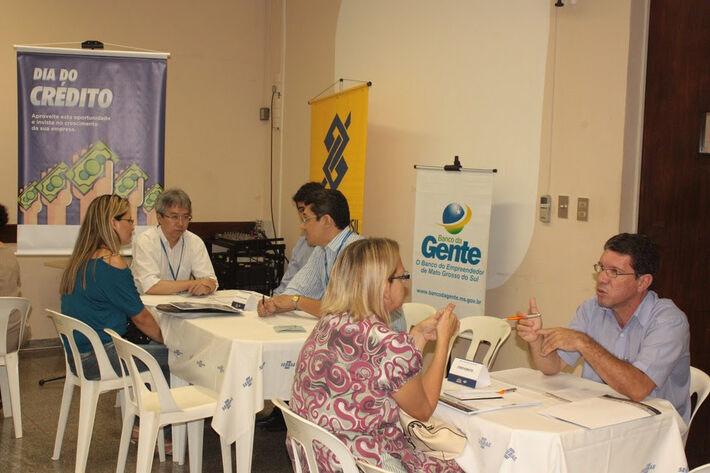 Representantes de dez instituições financeiras e incubadoras municipais estarão presentes.<br />Foto: Divulgação