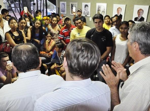 Prefeitura terá de aumentar subvenção em 58% para garantir transporte gratuito a índios e assentados<br />Foto: Região News