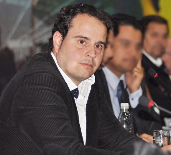 Vereador Nélio Paim (PR), de Sidrolândia<br />Foto: Região News