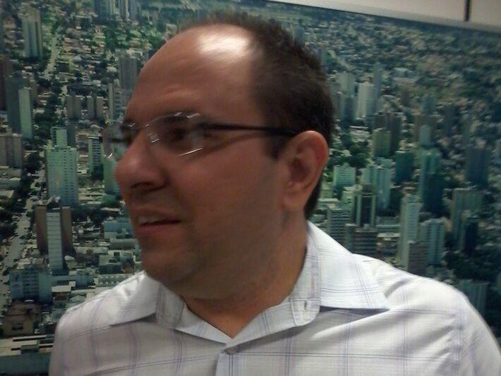 Marcelo Augusto Santos Turine<br />Foto: Diana Christie